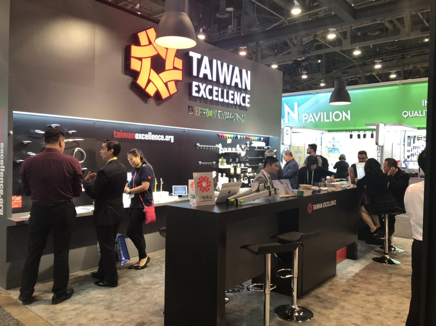 National Hardware Show 2019 - JUSTIME | Sheng Tai Brassware